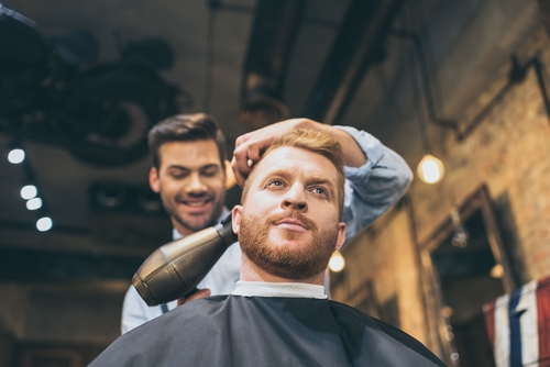 mens hairdresser